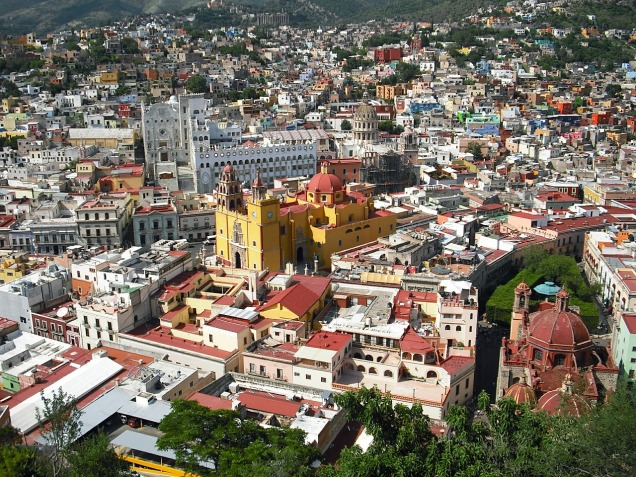 Guanajuato, Mexique