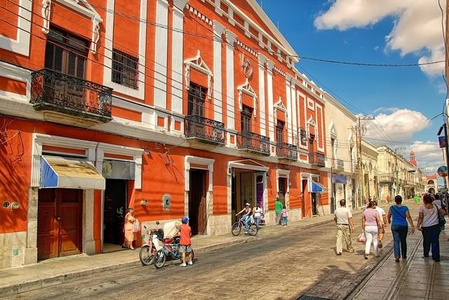 Merida voyager au mexique for Muebles de oficina merida yucatan