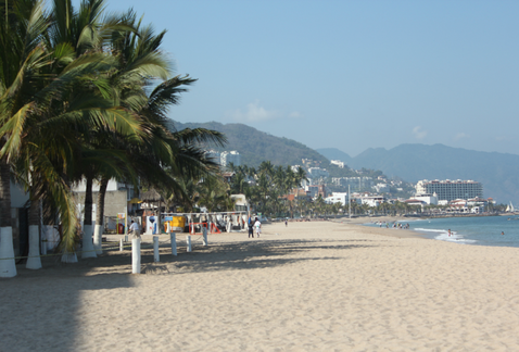 Playa-Camarones
