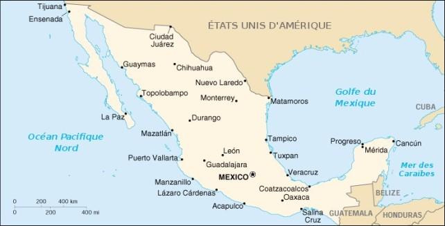 Les Activites A Faire Au Mexique Voyager Au Mexique